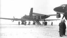 Junkers Ju-290, pictures taken in the Pitomnik airfiled, not far away of Stalingrad in winter 1942