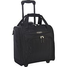 Under Seat Carry On, Rolling Luggage and Suitcases - eBags.com