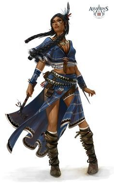 ---------------PocaHontas ?---------------- The Independent, Alsoomse, Assassin's Creed Multiplayer