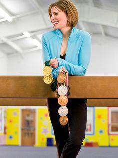 Shannon Miller-Gymnastics! #TeamUSA #Olympics