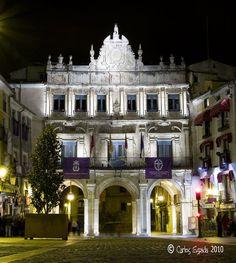 Ayuntamiento, Carlos Espada. Cuenca