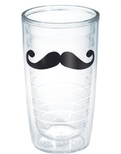 The Connoisseur mustache tumbler. ummm yes!