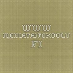 www.mediataitokoulu.fi Calm, Teaching, Artwork, Work Of Art, Auguste Rodin Artwork, Learning, Education, Teaching Manners, Onderwijs