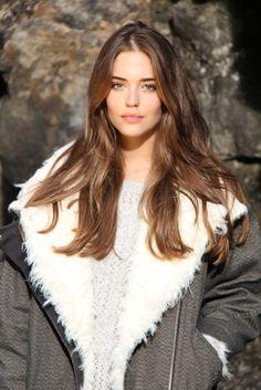 Clara Alonso Clara Alonso, Spanish Woman, Most Beautiful Faces, Cute Girl Face, Victoria Secret Fashion Show, Tips Belleza, Woman Face, Brunettes, Hair Inspiration