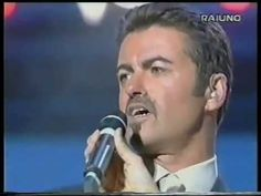 George Michael Luciano Pavarotti Don't let the sun go down on me