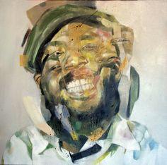 "Saatchi Online Artist Benjamin Garcia; Painting, ""Think I'll dream"" #art"