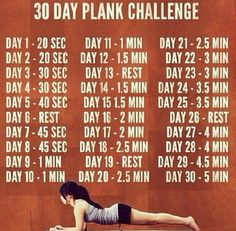 Interesting...Planks kill, but you always feel the results later! :)
