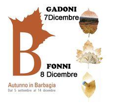 6-8 dicembre minitour Tonara Gadoni Fonni