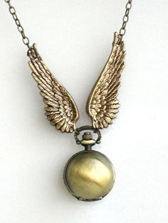Golden Snitch watch pendant 29.99