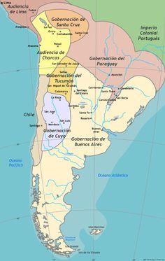 MAPA DEL VIRREINATO DEL PERÚ 1650 Latin America, South America, Central America, History Class, World History, Old Maps, Studyblr, Historical Maps, Mystery Of History