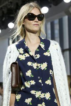 Michael Kors Spring/Summer 2015 ready-to-wear #NYFW