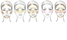 Tackle highlighting and contouring with this easy to follow guide!