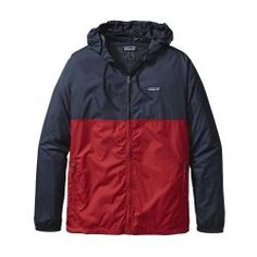 Men's Outdoor Clothing & Gear by Patagonia Mens Outdoor Jackets, Mens Outdoor Clothing, Vest Jacket, Nike Jacket, Hooded Jacket, Patagonia Outfit, Outdoor Outfit, Clothing Company, Sportswear