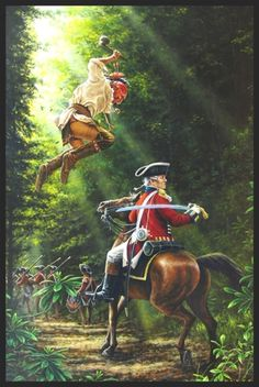 AMBUSH! My life changed for the better because my trading post became the hub of french fur trading. It changed for the worse because when we were battling the Iroqois I was hit in the knee with an arrow and was unable to walk. Not only that but we loss the battle too.