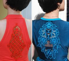Lovely Cutwork Lace Embroidery Designs That Inspire!