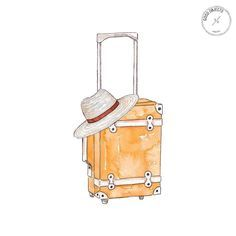 Capture wanderlust memories beyond mere photos. Create a travel journal or of bespoke footprint 👣 Adventure artfully with & try a hand at alcohol ink from as watercolor. created by Good Objects New York Drawing, Hight Light, Travel Clipart, Insta Icon, Smart Art, Instagram Logo, Watercolor Illustration, Travel Illustration, Illustration Story