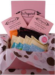 "Bepreparedperiod.com A site designed for girls, women & parents just like you! Here you will find a variety of information & products to help you ""Be Prepared,"" including First Period Kits, Organic Options and all your other favorite ""monthly"" products."