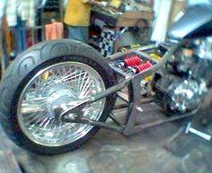 Acho que depois da escolha de um motor, Shared by Motorcycle Fairings - Motocc Big Dog Motorcycle, Motorcycle Trailer, Motorcycle Wheels, Bobber Motorcycle, Motorcycle Design, Bicycle Design, Moto Bike, Custom Harleys, Custom Motorcycles