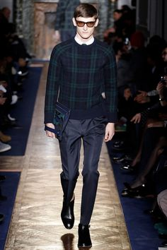 Valentino - Paris Fashion Week Fall 2013