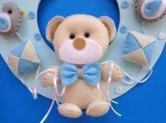 guirlanda de maternidade urso - Pesquisa Google