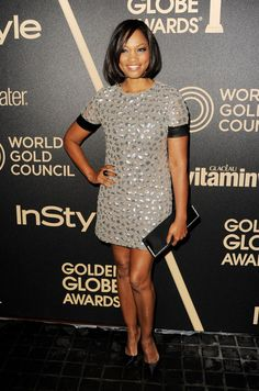 The Hollywood Foreign Press Association (HFPA) And InStyle Celebrate The 2013 Golden Globe Awards Season