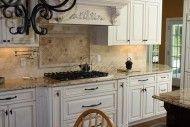 Granite Golden Beach Kitchen Countertop Westchester New York  Golden Beaches Granite in white kitchen