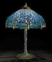 tiffany lamp 1920 - Google Search