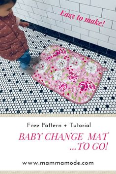 Today we bring you Easy DIY Sewing skills that could help your daily life effectively. Baby Sewing Projects, Sewing Projects For Beginners, Sewing Hacks, Sewing Tutorials, Sewing Tips, Sewing Ideas, Sewing Patterns Free, Free Sewing, Free Pattern