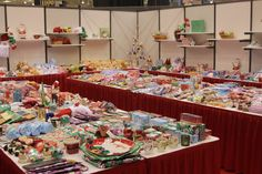 Sugar Plum Shop, where kids could buy gifts for their loved ones.