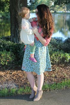 Mommy and me fall looks from @matlidajanegals - BonBon Rose Girls