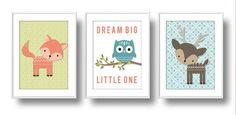 Wee Woodlands Kindergarten Mix n' entsprechen von babygabstudio