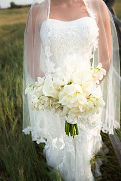 Modern-Rustic Montana Ranch Wedding