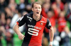 L'attaquant suédois Ola Toivonen a marqué trois buts mardi soir en amical.