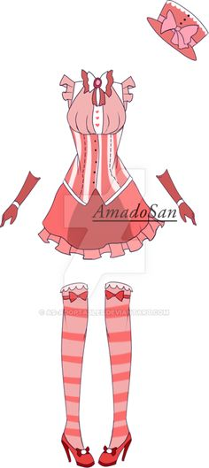 loli outfit Adoptable closed by AS-Adoptables on DeviantArt