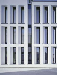 CARSTEN ROTH ARCHITEKT - Bürohaus Ensemble Sophienterrassen