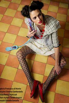 """Homela collezione """"Dolls and Girls""""è disponibile nei vari atelier!"""
