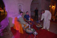 animation narguilé mariage marrakech