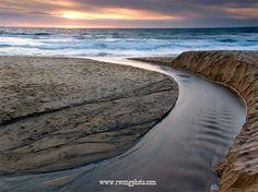 Montara State Beach Sunset, Montara, California