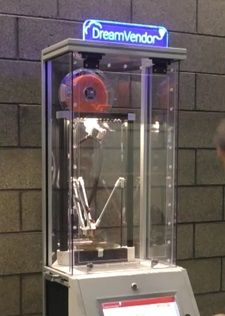 3ders.org - Virginia Tech introducing latest 3D printing vending machine DreamVendor 2 | 3D Printer News & 3D Printing News