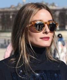 celebritystyleee:Celebrity style blog.Paris Fashion Week- Street Style