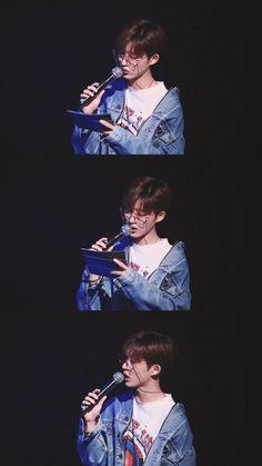 he looks good with glasses 😭 Kim Hanbin Ikon, Ikon Kpop, Chanwoo Ikon, Bobby, Ikon Leader, Ikon Songs, Ikon Debut, Ikon Wallpaper, Fandom