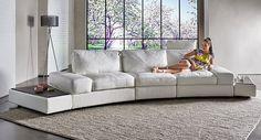 Cimarossa lounge with adjustable back & head rests
