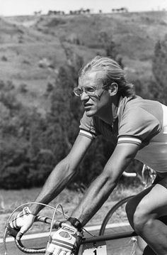 Laurent #Fignon (Tour de France 1984)  Please follow us @ http://www.pinterest.com/wocycling