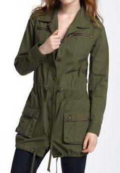 Long Military Coats