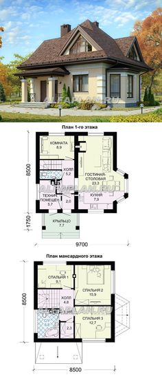 House Plans with Screened Back Porch . House Plans with Screened Back Porch . Traditional Style House Plan with 2 Bed 2 Bath In Porch House Plans, Cottage Floor Plans, House Floor Plans, Sims House Design, Townhouse For Rent, Three Bedroom House, Monster House Plans, Rustic Cottage, House Layouts