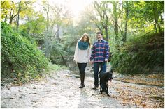 Brad + Michelle's Romantic Engagement session in Dallas, TX