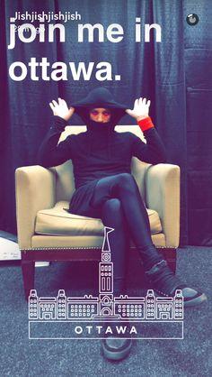 Josh's snapchat