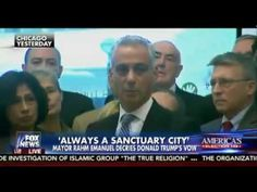 Watch Emanuel says Chicago 'will always be a sanctuary city'