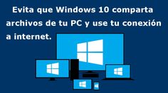 Evita que Windows 10 comparta los archivos de tu ordenador y use parte del ancho de banda de tu conexión a internet desactivando la entrega de actualizaciones. #Microsoft #Windows10 #Actualizaciones #WindowsUpdate #Privacidad #Seguridad #Internet
