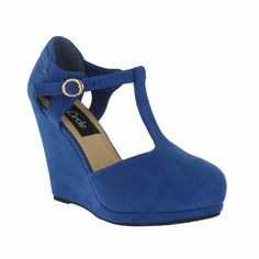 Elevate your year round look with this haute Pump wedge that can be dressed up or down with ease! The new 'Kana' from Red Circle footwear comes in all the seasons best colors! With slightly Padded sol...